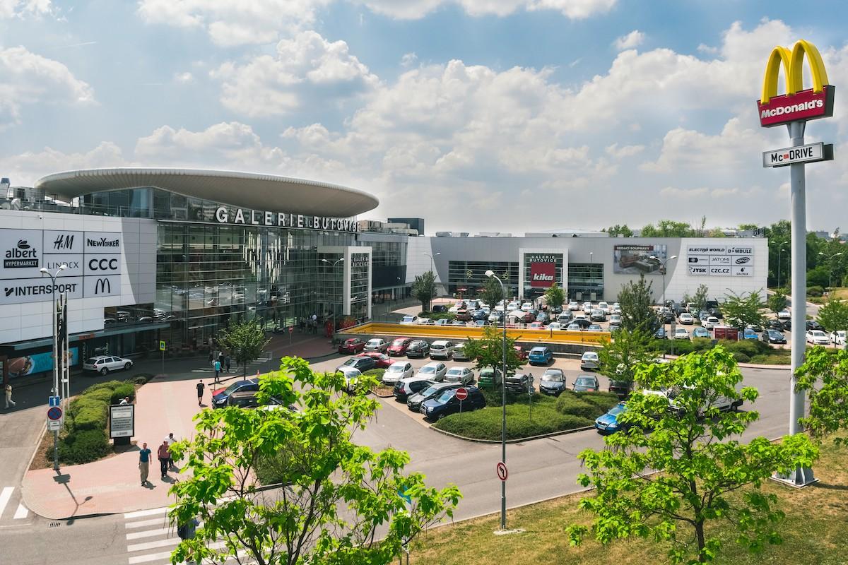 Nákupní centrum Galerie Butovice prošlo loni modernizací a letos mění majitele