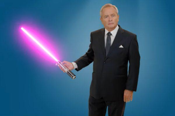 Alexander Hemala v kampani značky TCL