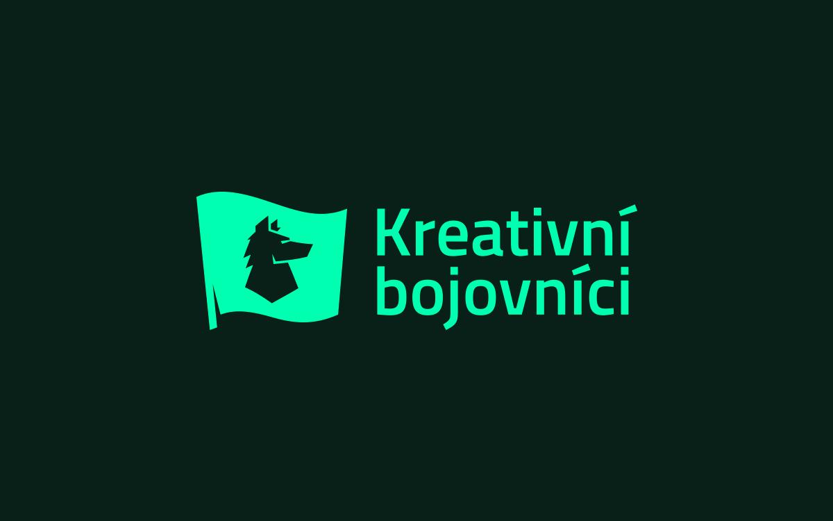 Logo agentury Kreativní bojovníci
