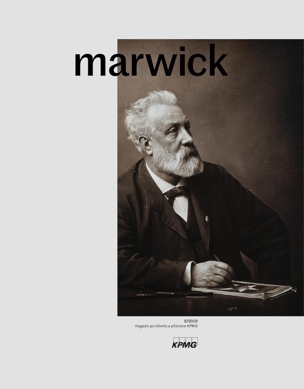 Aktuální vydání tištěného časopisu Marwick