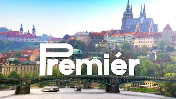 Upoutávka na nový seriál Premiér. Foto: TV Barrandov