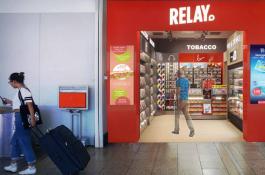 Sedm prodejen Relay přinese Letišti Praha minimálně 160 milionů Kč
