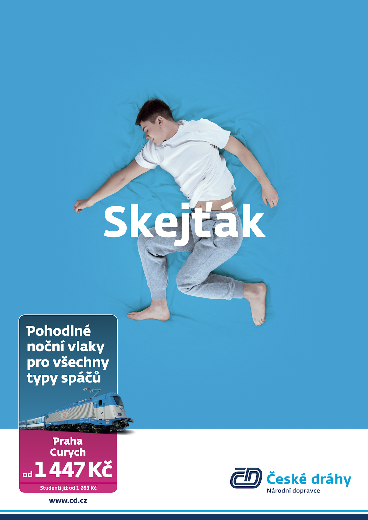 České dráhy: Skejťák (Havas)
