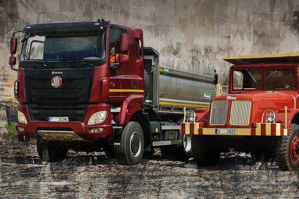 Digitaal zajišťuje sítě pro Truck Service Group