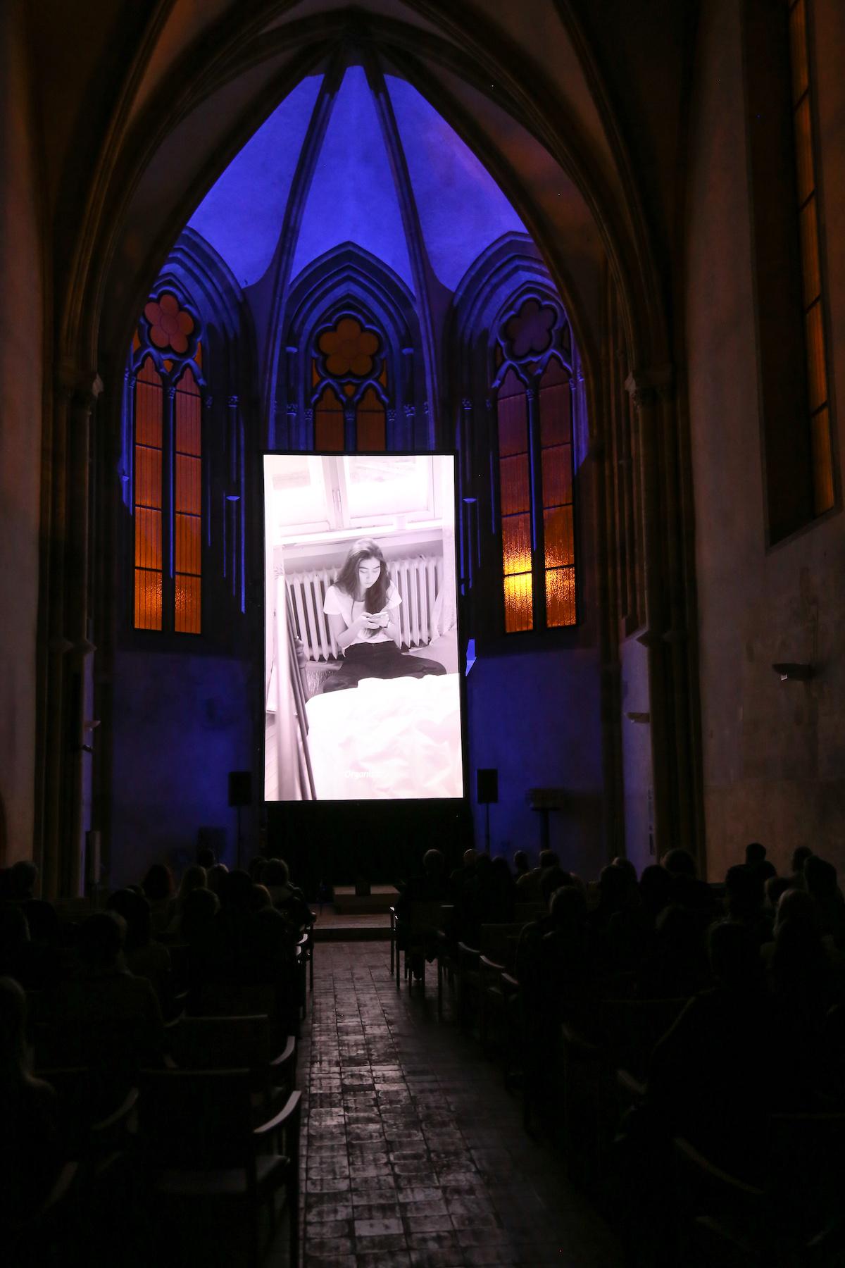 Vertifilms 2019 v prostoru gotického kláštera