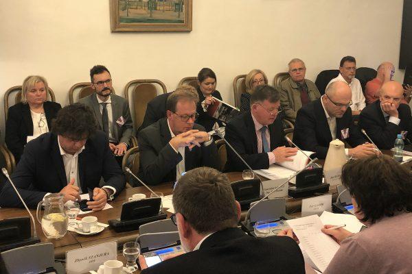 Poslanecký výbor schválil zprávy ČT za rok 2018