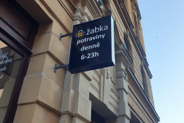 Otevřela čtvrtá brněnská prodejna Žabky, nachází se v Josefské