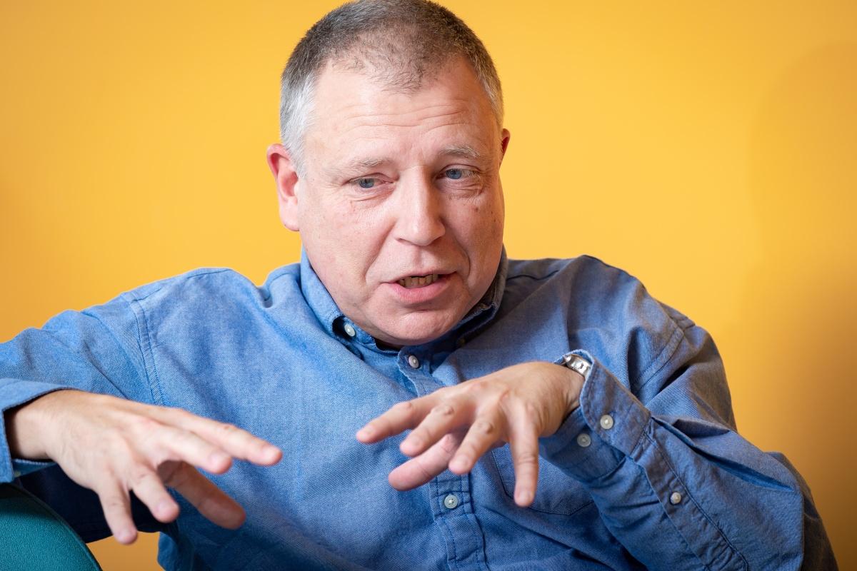 Zdeněk Šámal. Foto: Vojta Herout