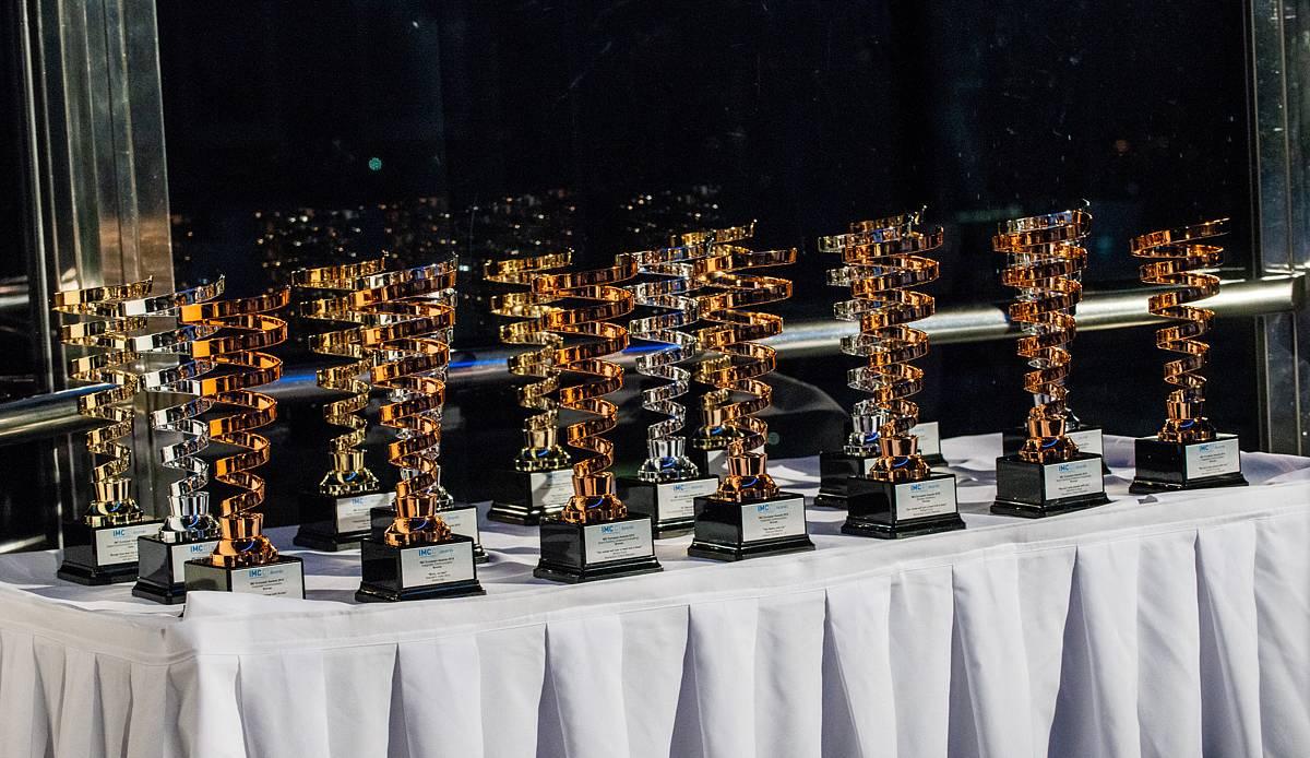 Trofejí bylo rozdáno celkem 17
