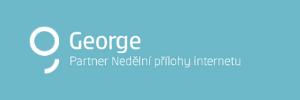 George, partner nedělní přílohy internetu na Médiáři.