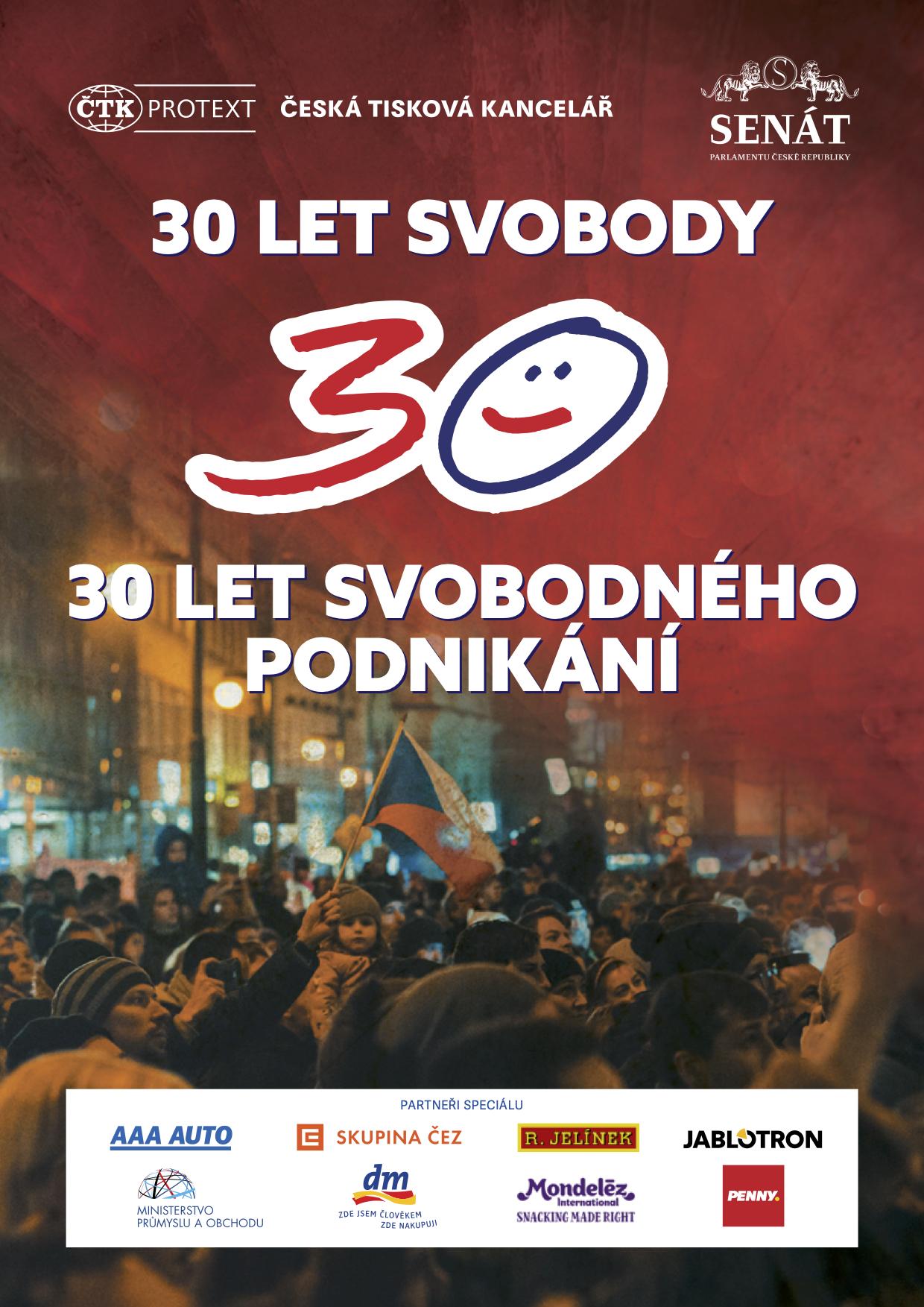30 let svobody, 30 let svobodného podnikání