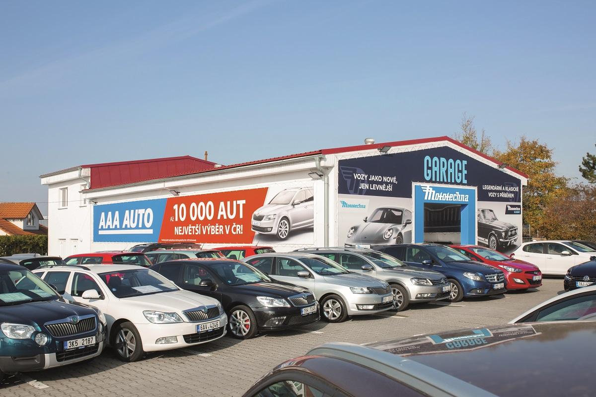 Nová pobočka AAA Auto se otevřela v pražských Čestlicích