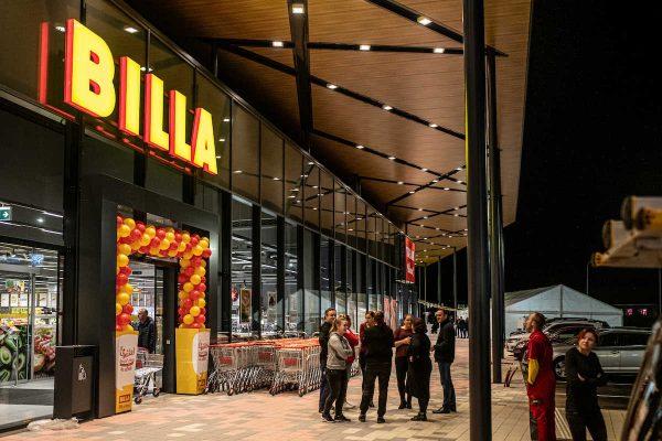 Billa otvírá ve Znojmě a Mariánských Lázních, letos přidá ještě čtyři prodejny