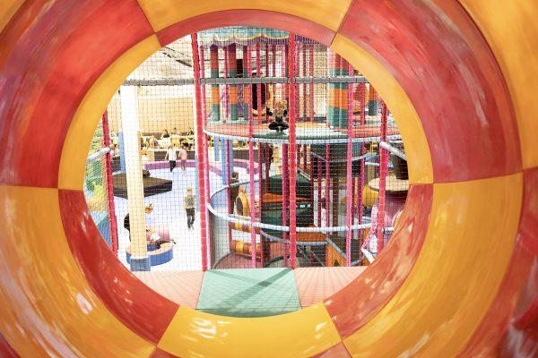 Olympia Teplice modernizovala food court, na jaře přidá Burger King