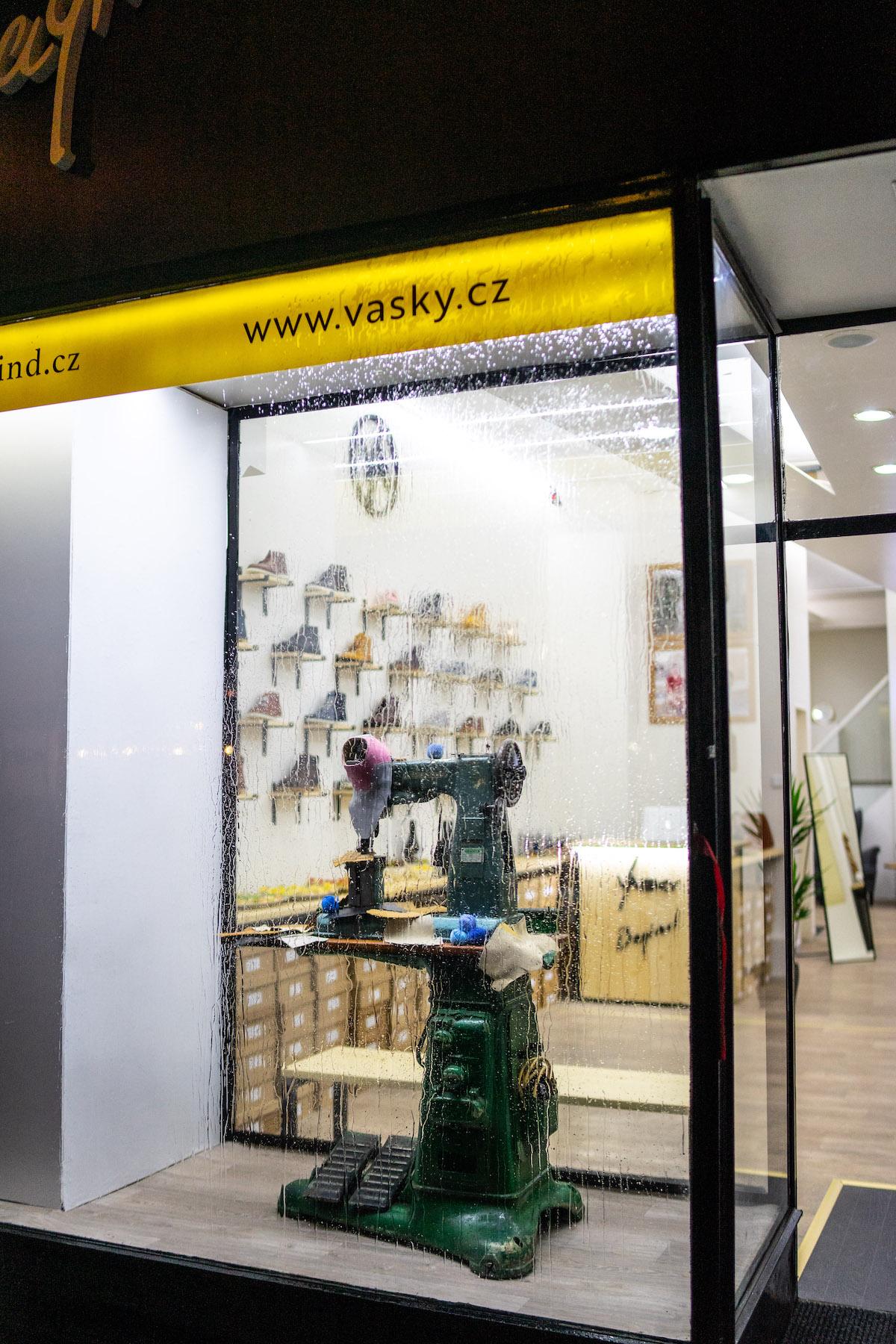 Vasky otevírají novou prodejnu v Brně opět ve spojení se značkou Bagind