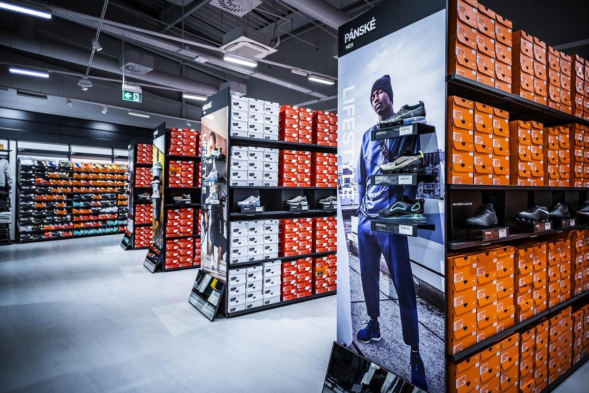 Prodejna je aktuálně největší ve střední Evropě