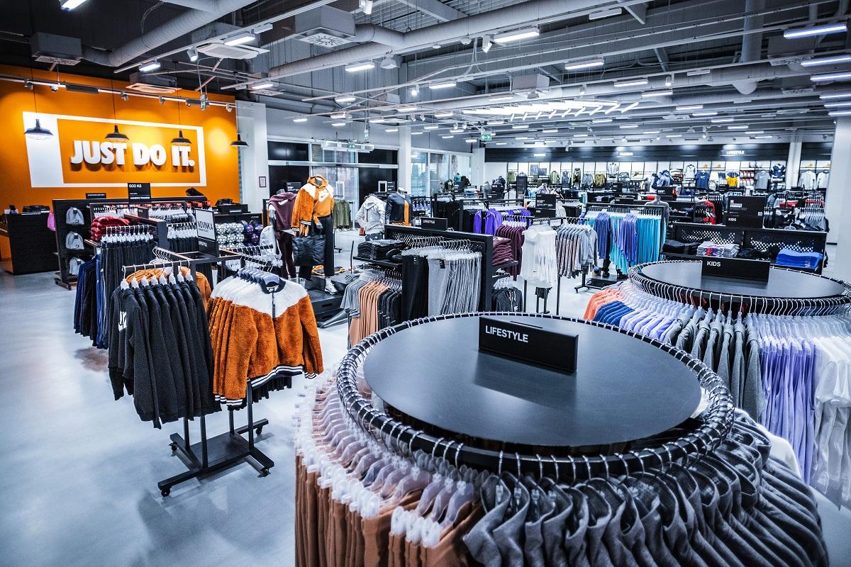 Znovuotevřená pobočka ve Fashion Areně