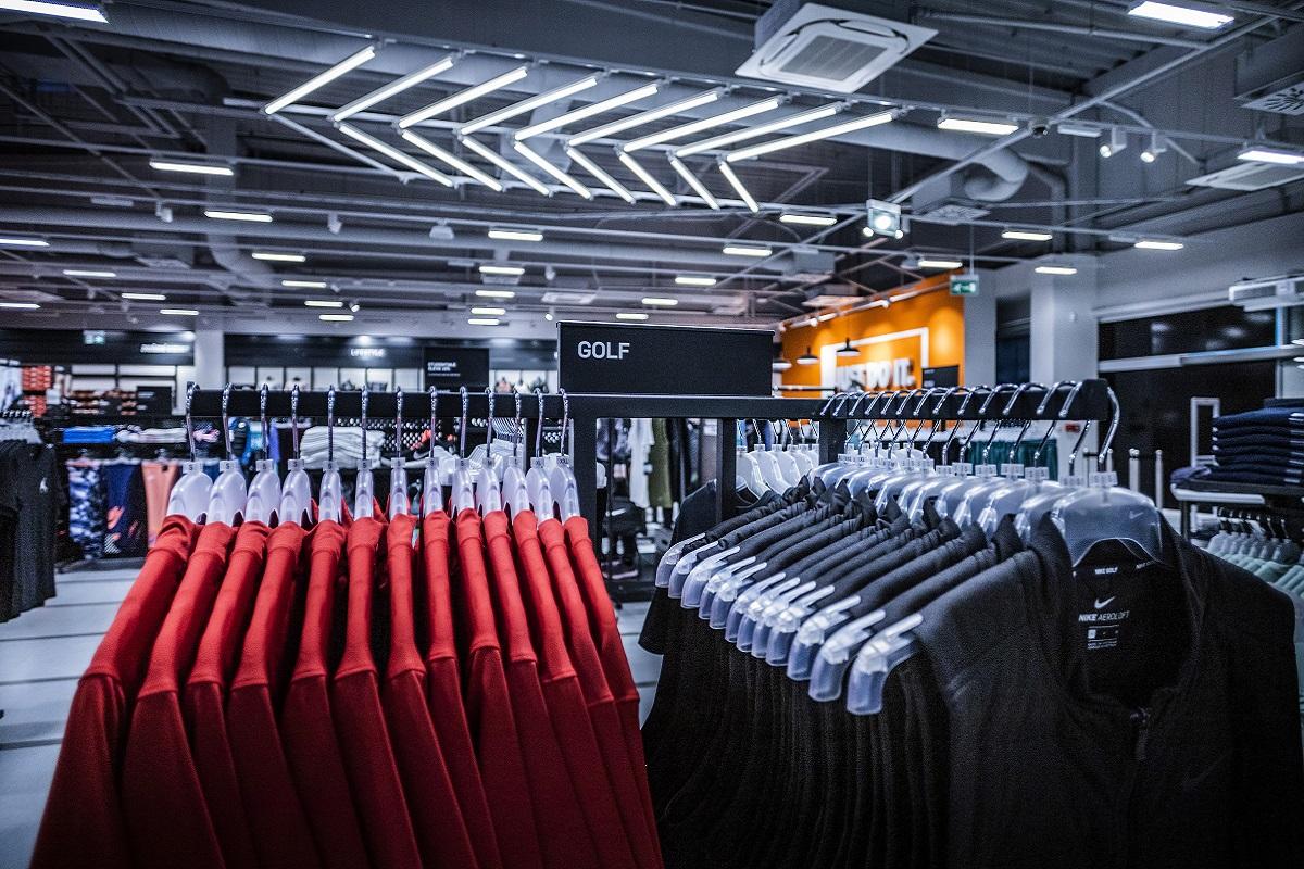 Nike ve Fashion Areně nabízí oblečení pro nové sporty