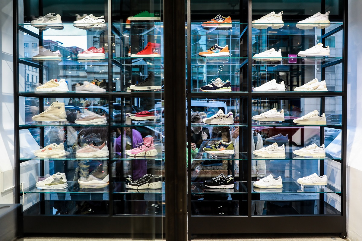 Footshop prodává limitované kolekce světových značek