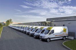 DPD přebírá balíkové služby od přepravce Geis