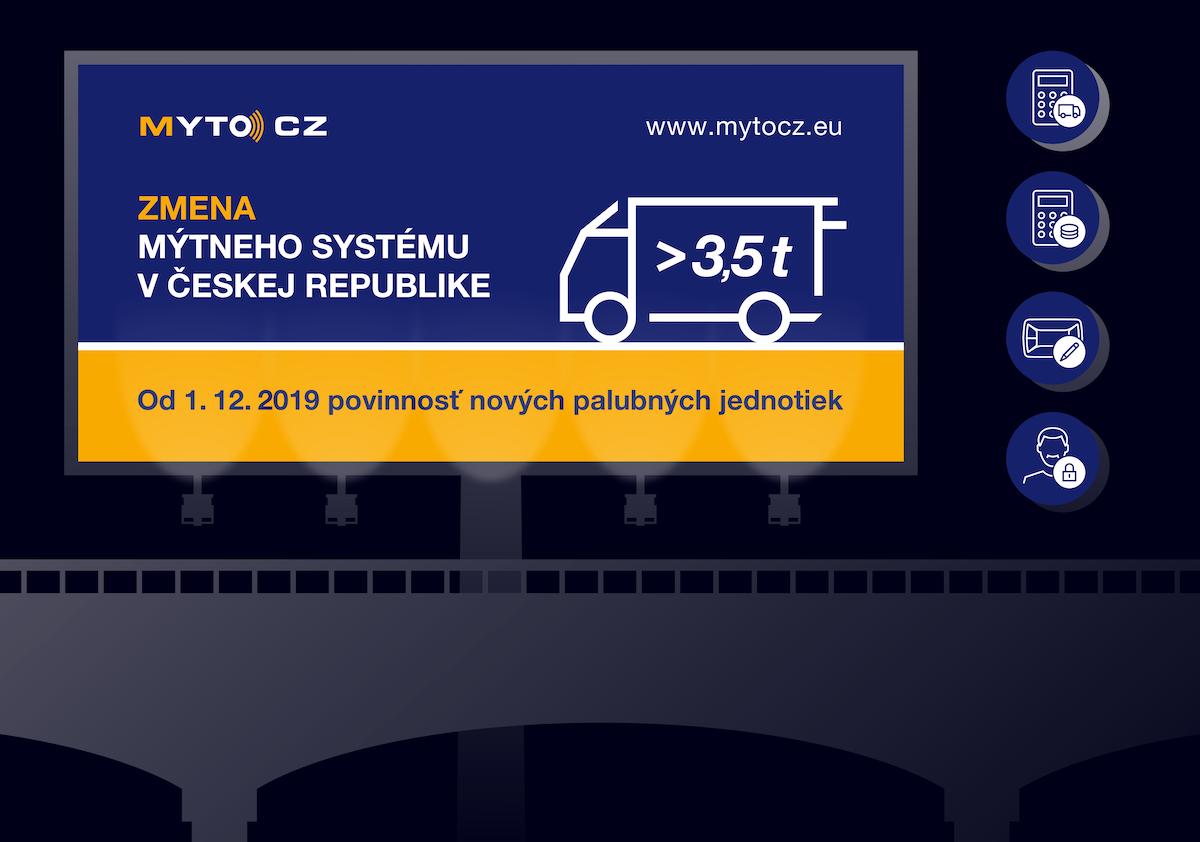 CzechToll: Změna mýtného systému v ČR (Remembership)