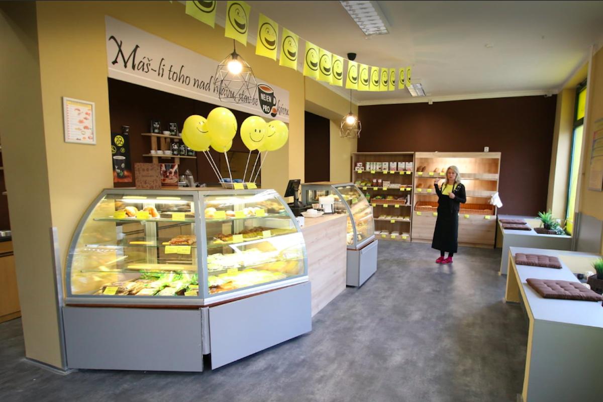 Smajlík otevřel novou prodejnu v Ostravě