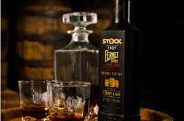 Stock před Vánocemi uvádí Barrel Edition, mix fernetu a rumu