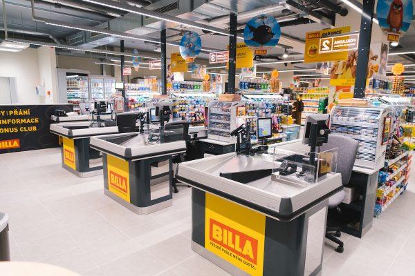 Billa otvírá další prodejnu ve Středočeském kraji, je v Mělníku