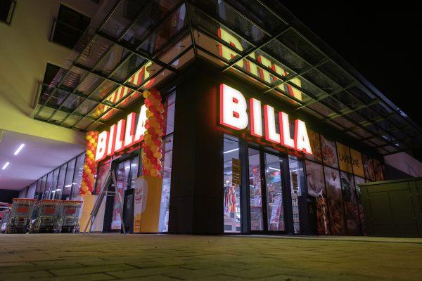 Billa přidala prodejnu v Uhříněvsi, do konci roku plánuje dalších sedm