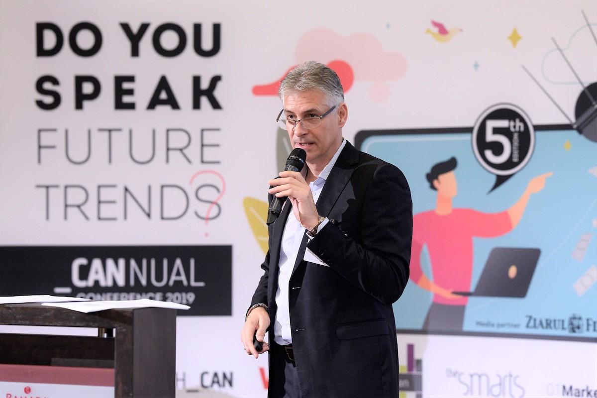 Výroční Cannual Report byl letos představen na konferenci WeCan v Bukurešti 7. listopadu