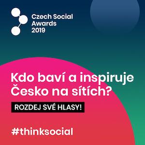 Czech Social Awards 2019