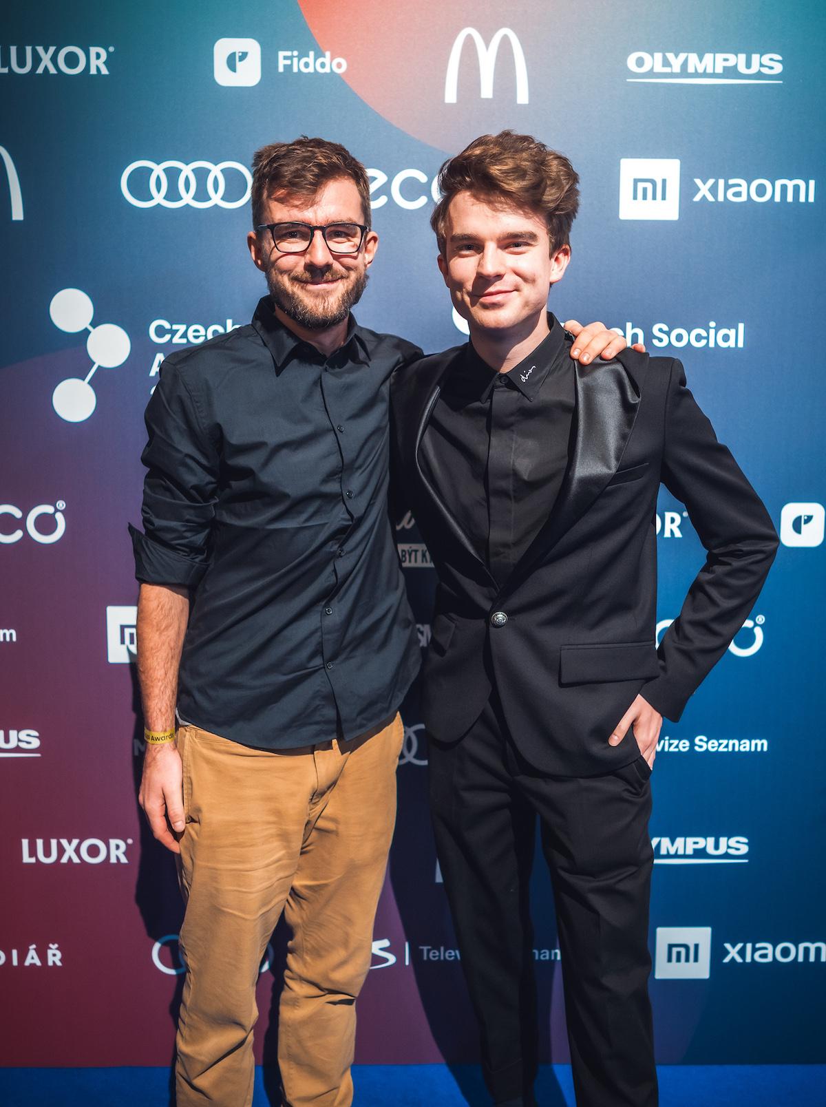Janek Rubeš a Kovy