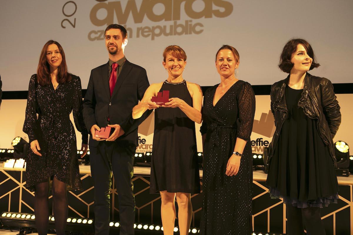 Business Transformation Award pro Adexpres za práci pro klienta Ikea