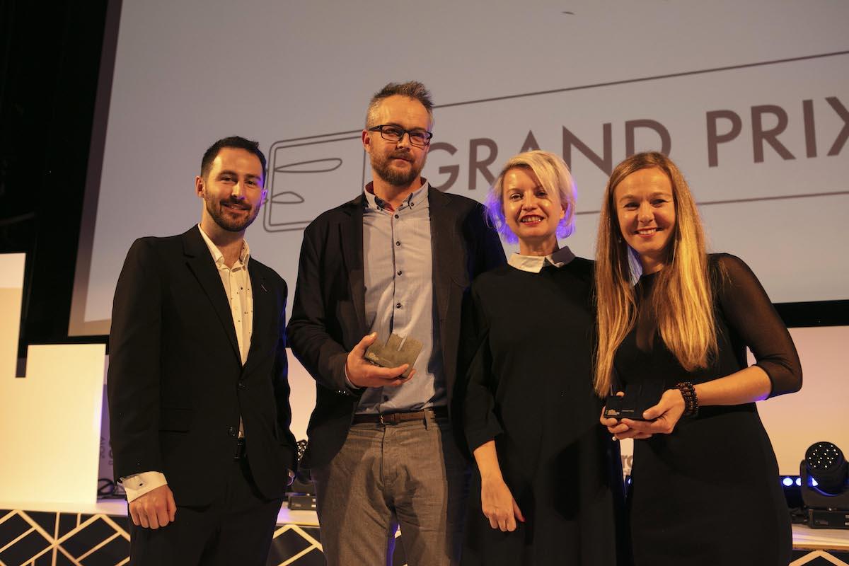Zlatá Effie v kategorii Sociální, ekologický a kulturní marketing a Grand Prix pro BeefBrothers a Ewing PR pro Českou asociaci pojišťoven