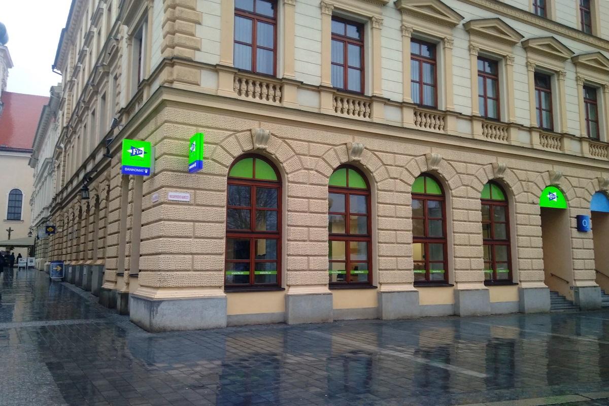 Nová pobočka Fio banky ve Vyškově