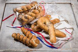 K17. listopadu je k dostání revoluční bageta, preclík, dort, rum i pivo