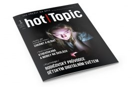 Začal vycházet monotematický časopis Hot Topic