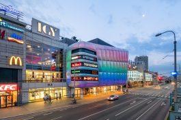 Budějovické nákupní centrum Igy přidá Saunii i Bageterii Boulevard