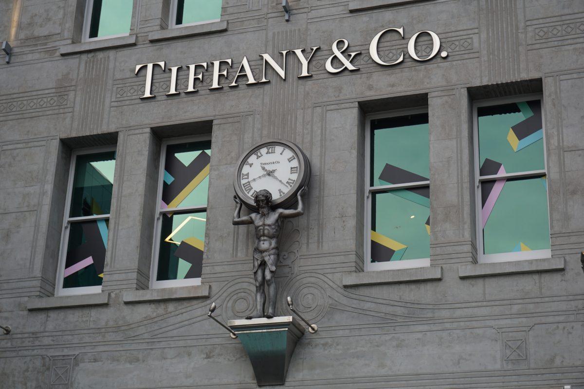 Budova Tiffany. Photo by Jan Kaluza on Unsplash