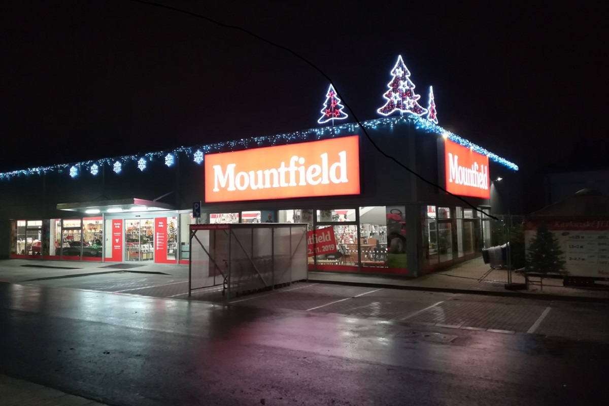 Nový Mountfield ve Žďáru nad Sázavou