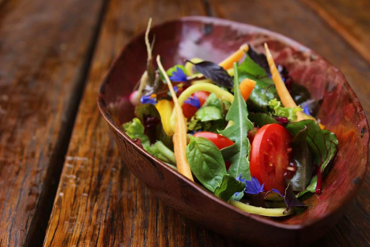 Salát z farmy
