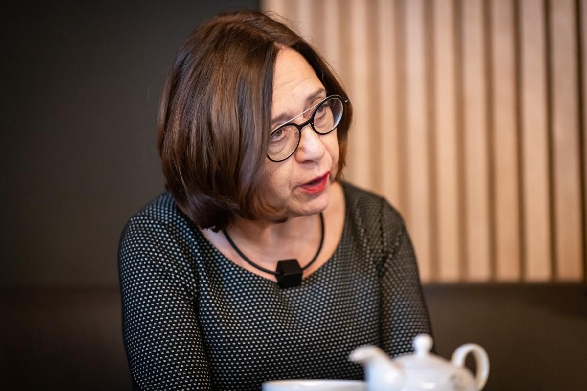 Julie Stejskalová. Foto: Vojta Herout