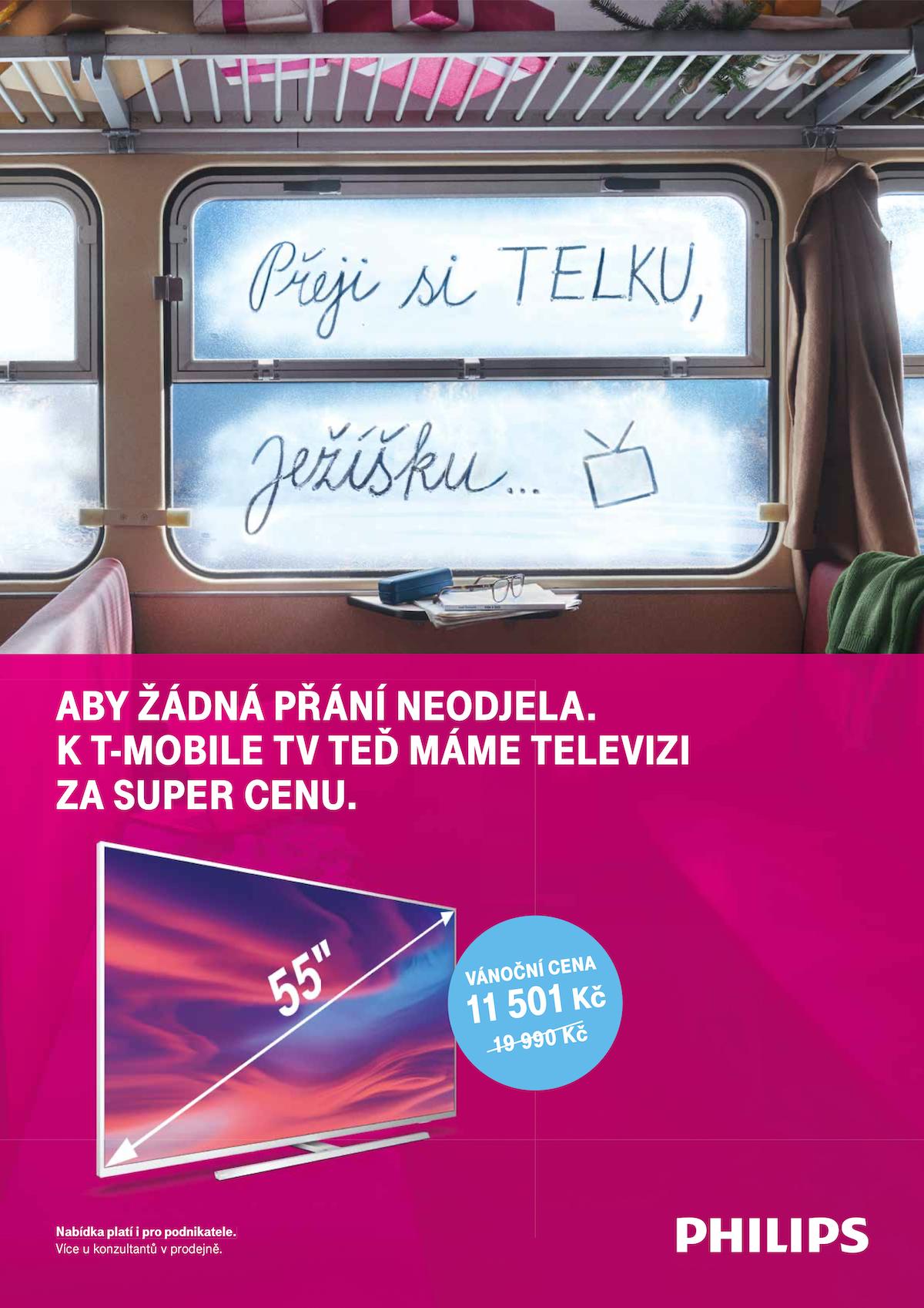 T-Mobile: Kouzelné Vánoce (Havas Prague)