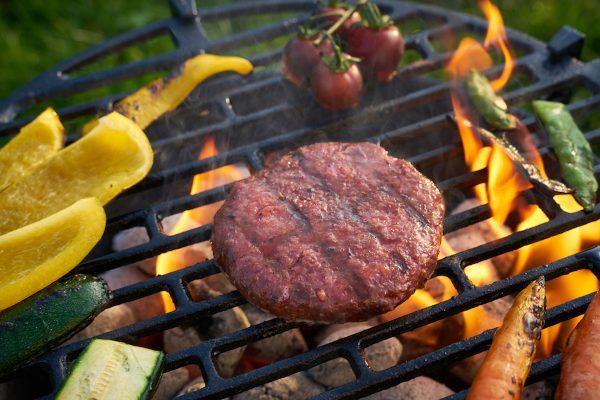 Mana uvádí na trh bezmasý, rostlinný burger