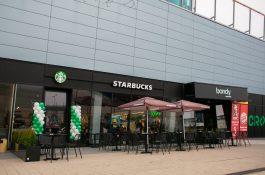 Starbucks přidává pobočku v Mladé Boleslavi, v Bondy