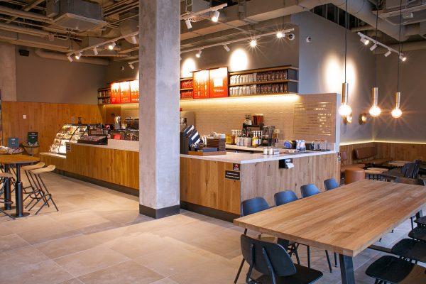 Starbucks otevírá pobočky v Liberci a v Teplicích, další přidá v Praze