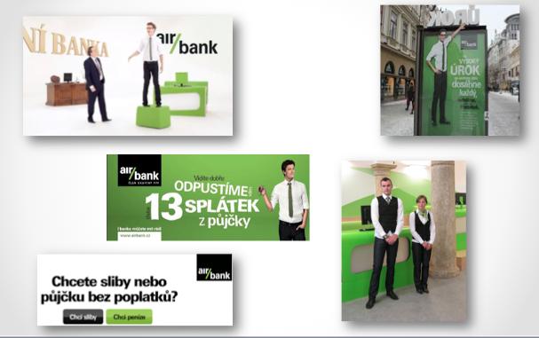 Konzistence Air Bank