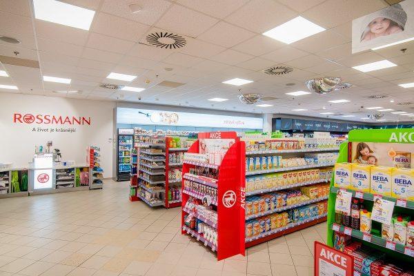 Rossmann otvírá prodejnu v Arkádách, bude jedna z nejdůležitějších
