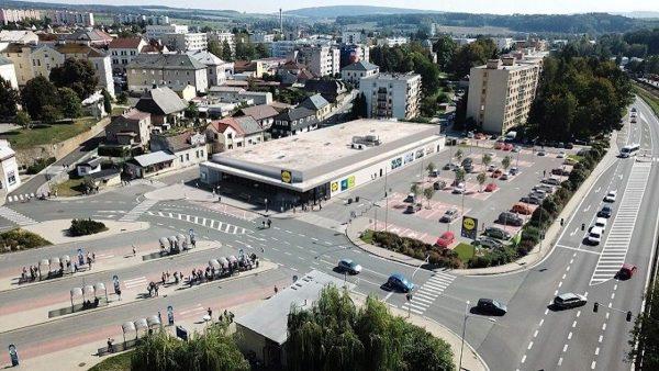 Nového konceptu prodejen Lidl se dočkal i Rychnov nad Kněžnou
