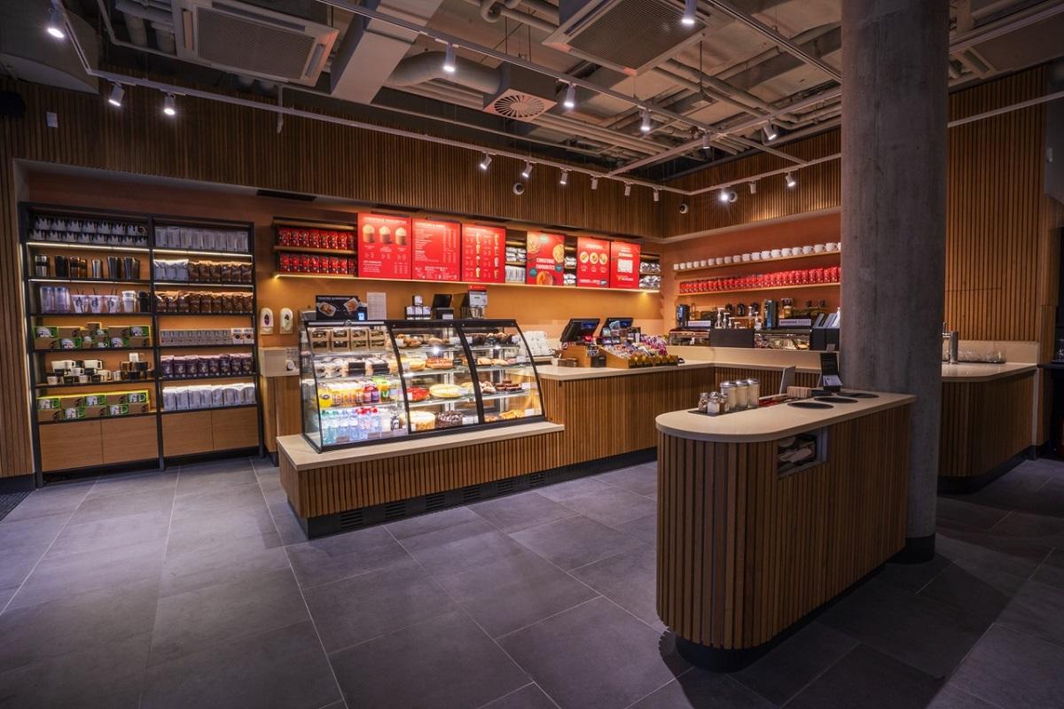 Starbucks má v Česku celkem 48 prodejen